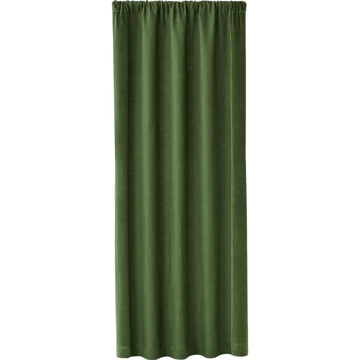 Ezria Linen Curtain Panel