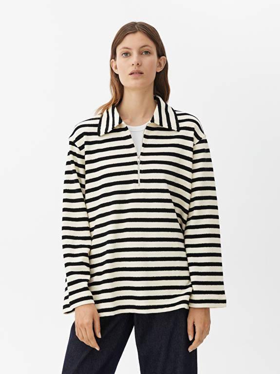 Jersey Polo Cotton Shirt