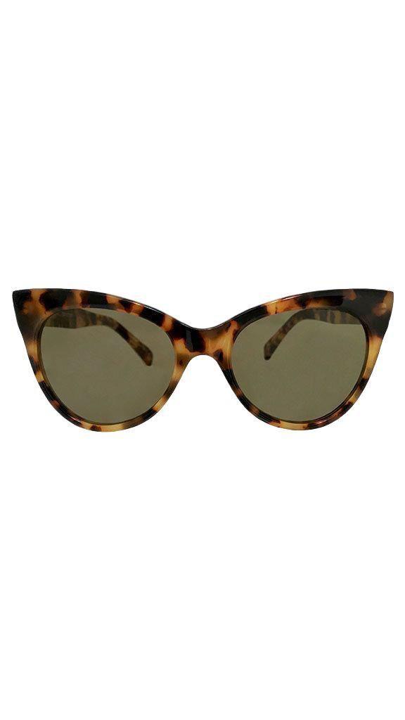 Square Cat-eye Sunglasses