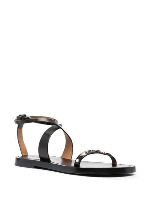 Studded Detail Sandals