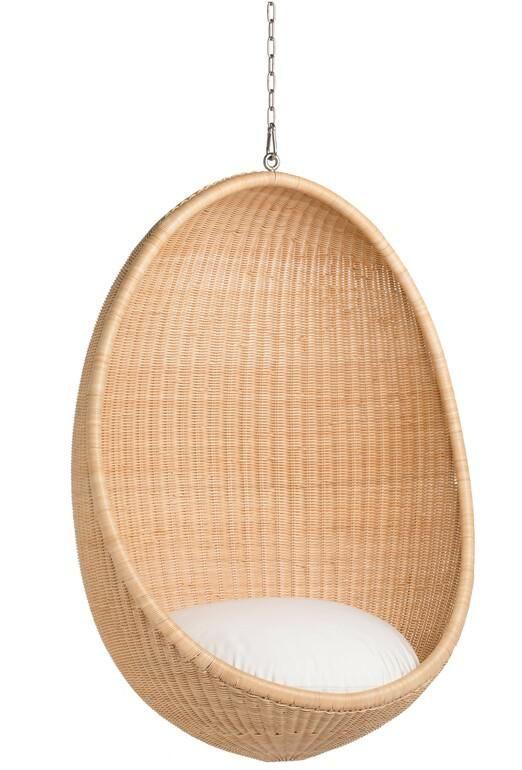 Design Nanna Ditzel Hanging Egg Chair