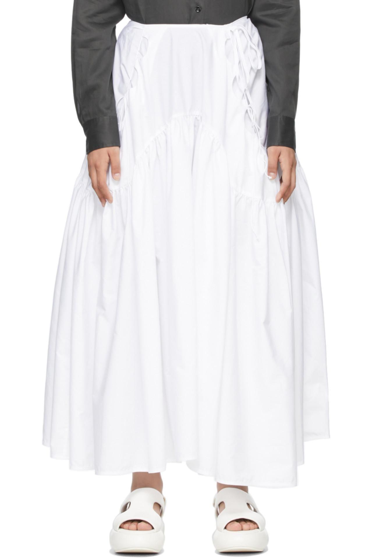 White Honey Skirt