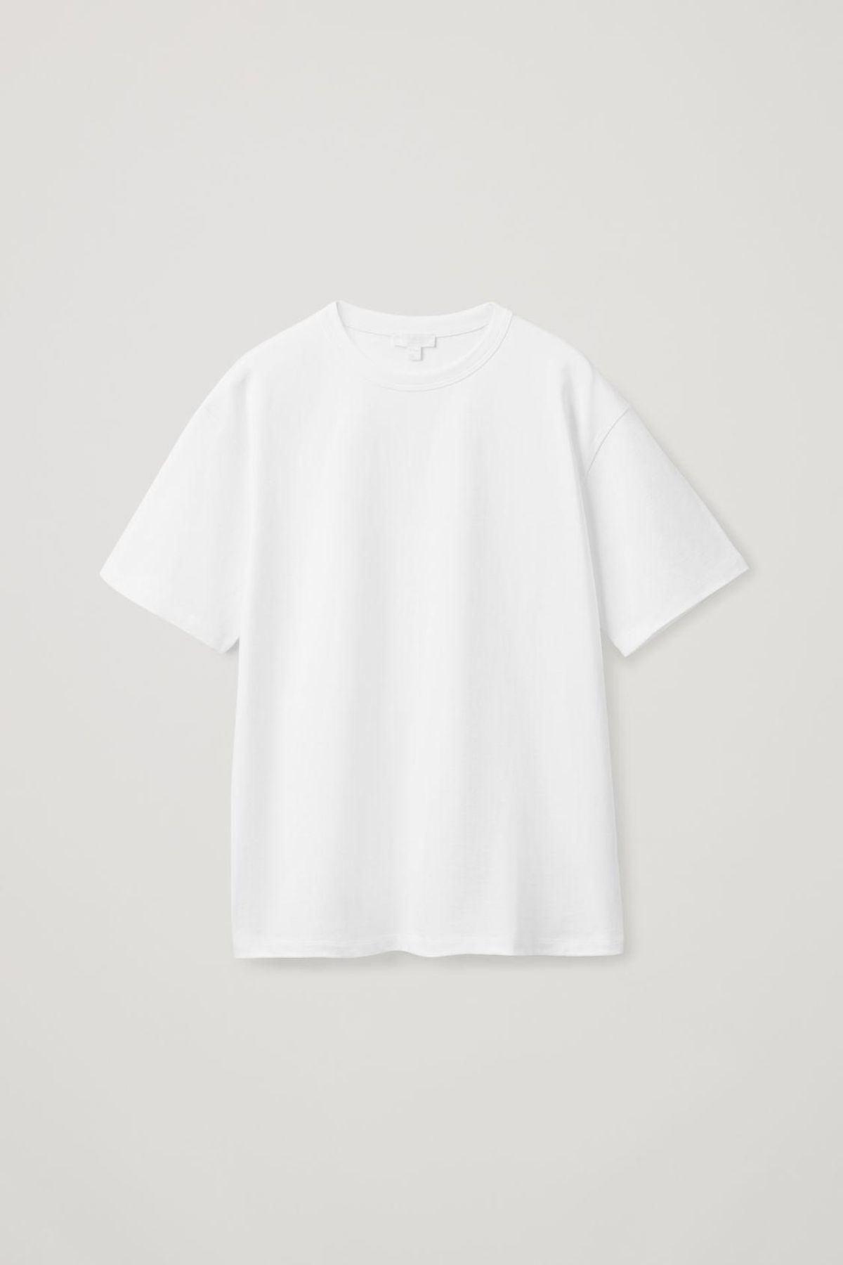 cos relaxed fit t shirt