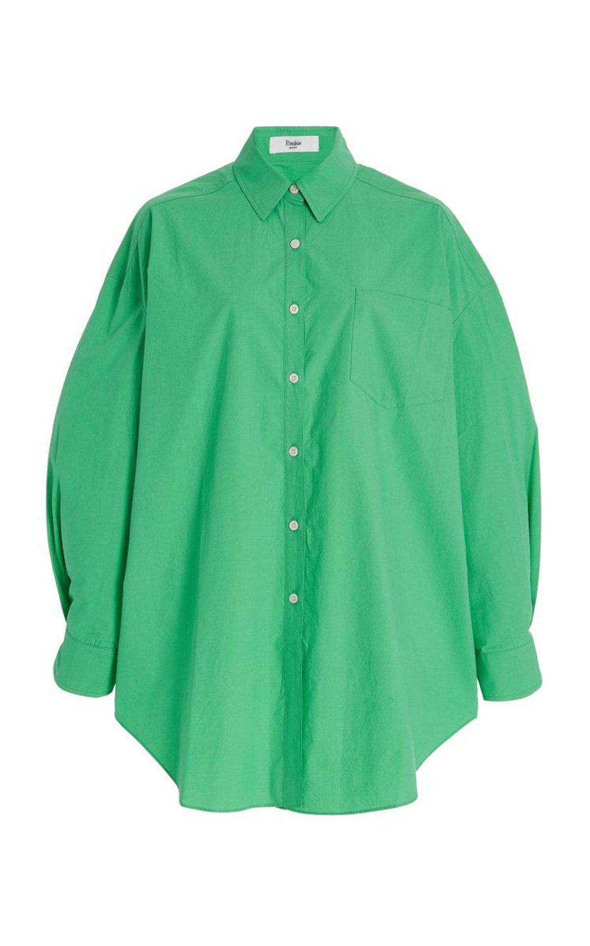 Melody Oversized Organic Cotton Shirt