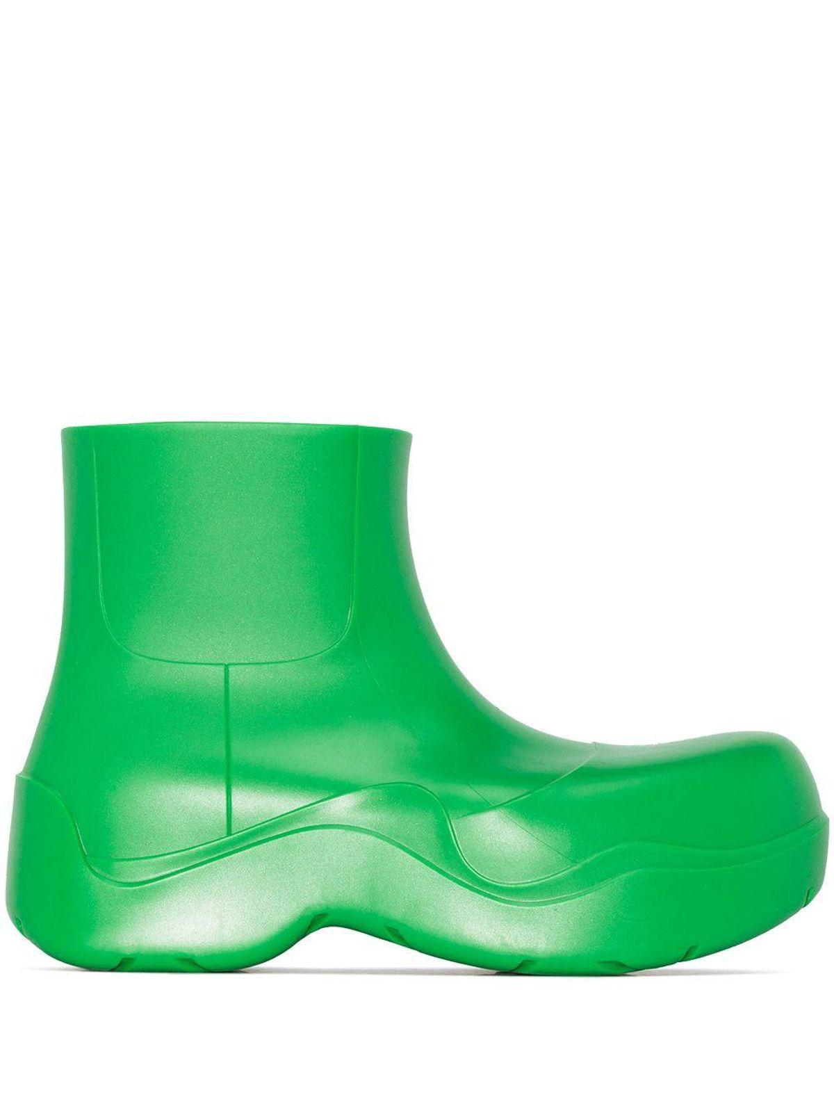 bottega veneta puddle ankle boots