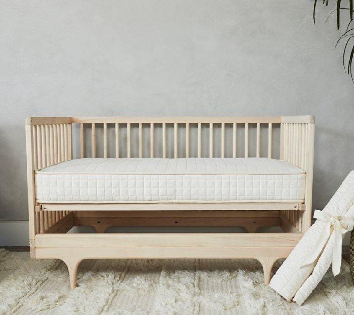 avocado luxury organic crib mattress