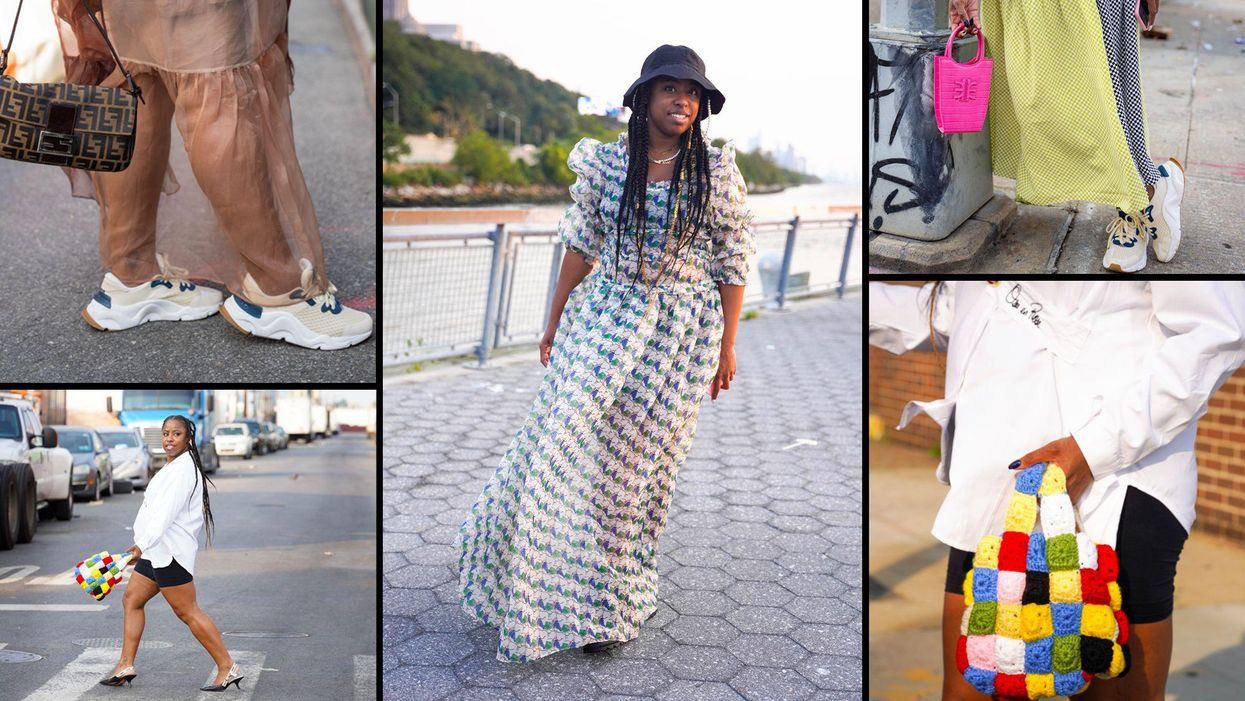 Everything Bustle's Deputy Fashion Editor Wore During NYFW - image