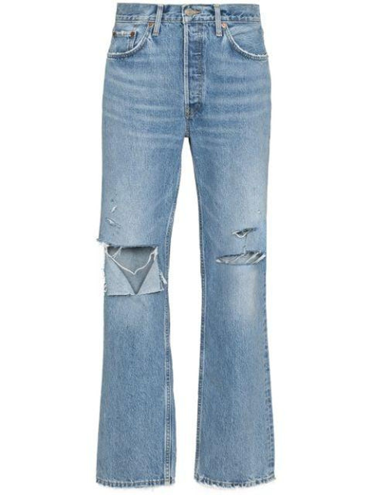 '90s Straight Leg Jeans