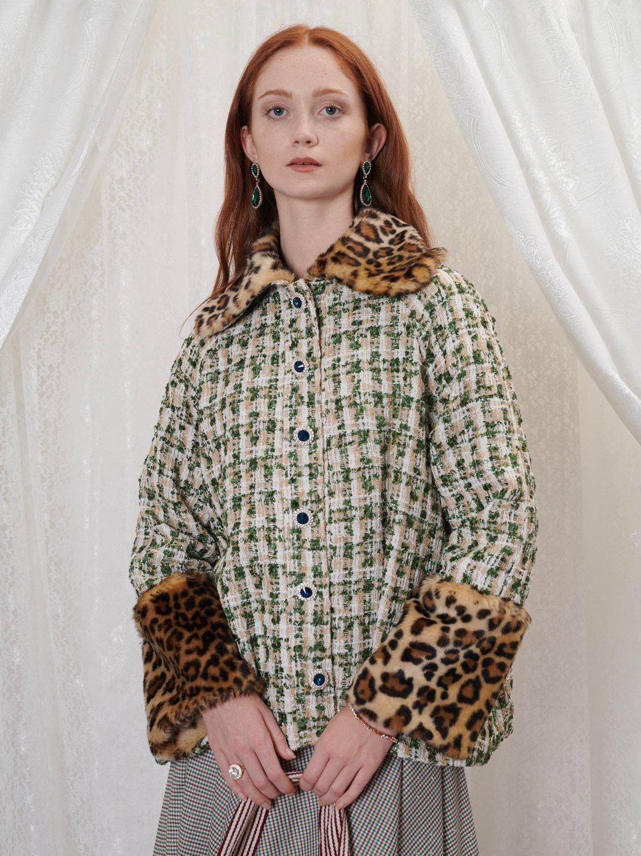 Vanity Tweed Coat