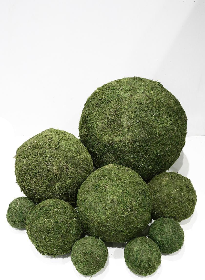 Preserved Moss Balls
