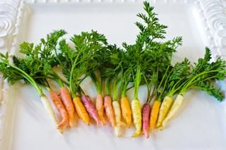 Tiny Veggies Carrot Mix