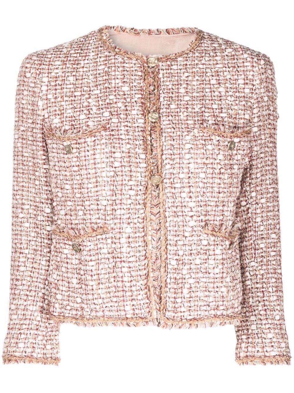 Pre-Owned 2006 Tweed Jacket