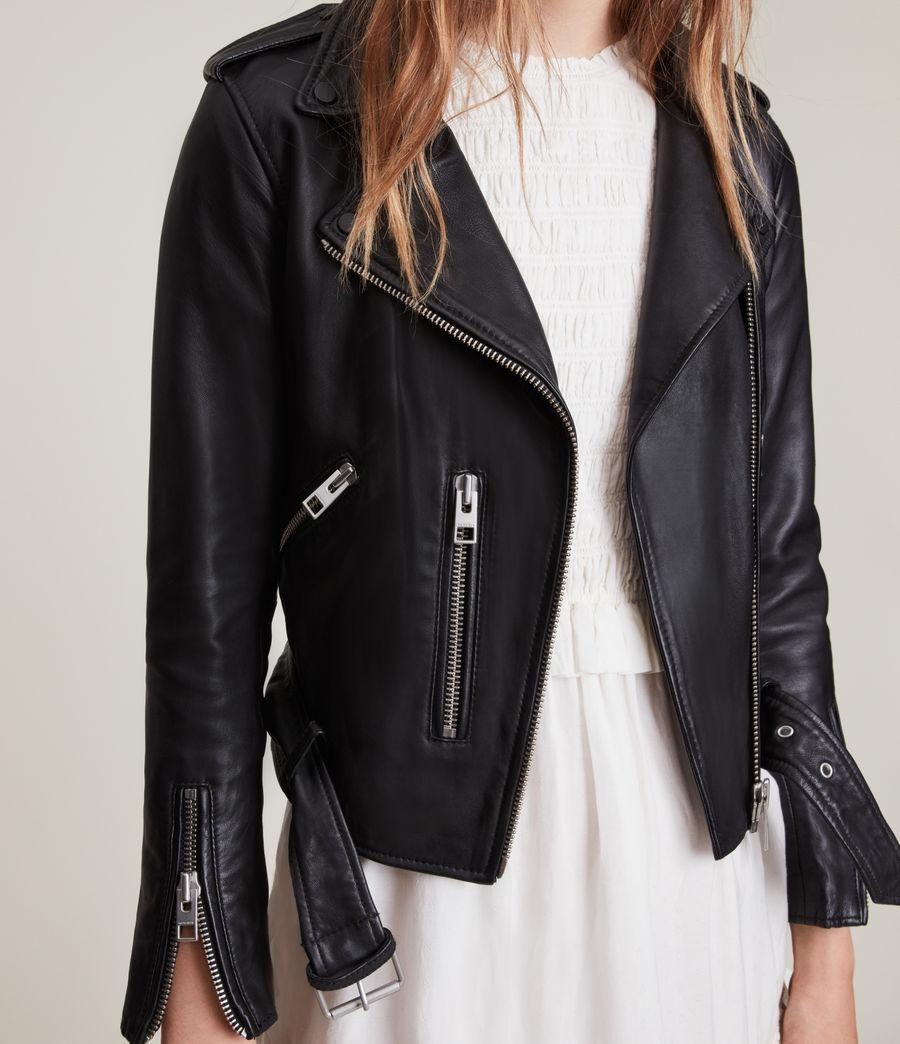 Balfern Leather Jacket