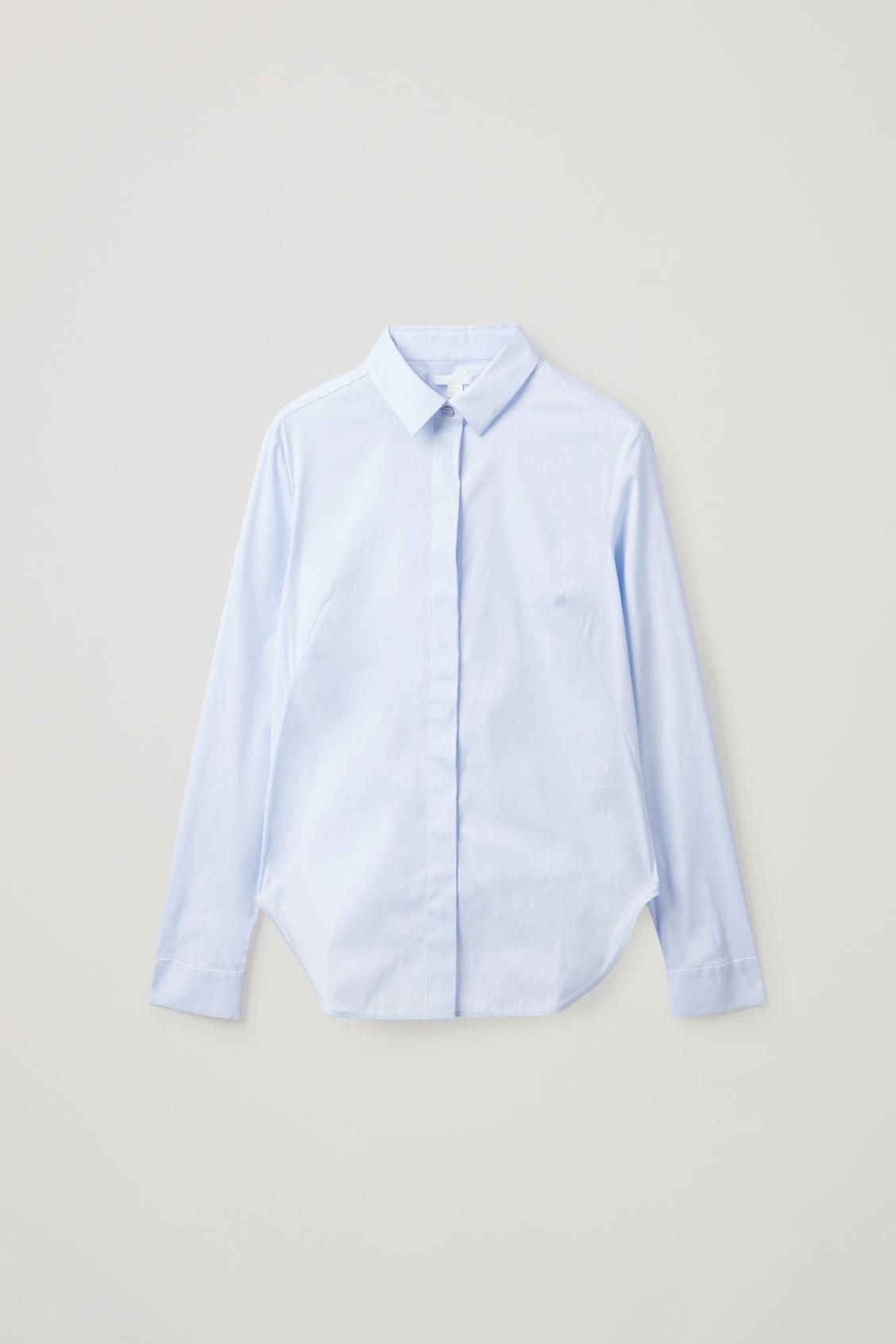 Slim Fitted Shirt