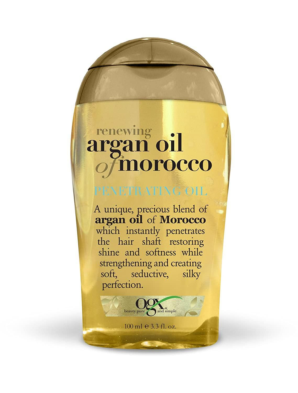 Renewing + Argan Oil of Morocco Penetrating Hair Oil Treatment