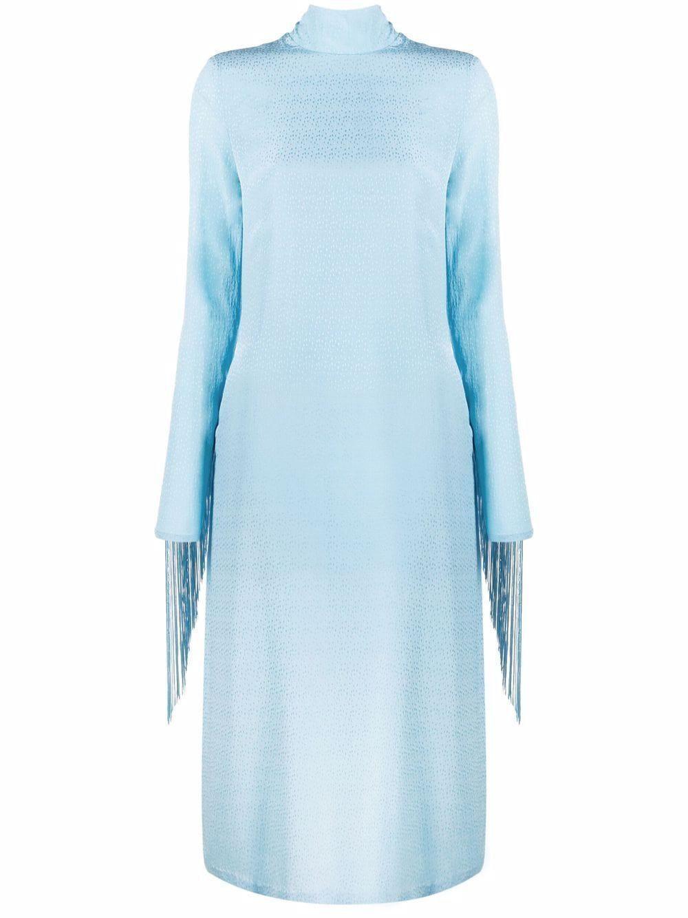 Reba Fringe Dress