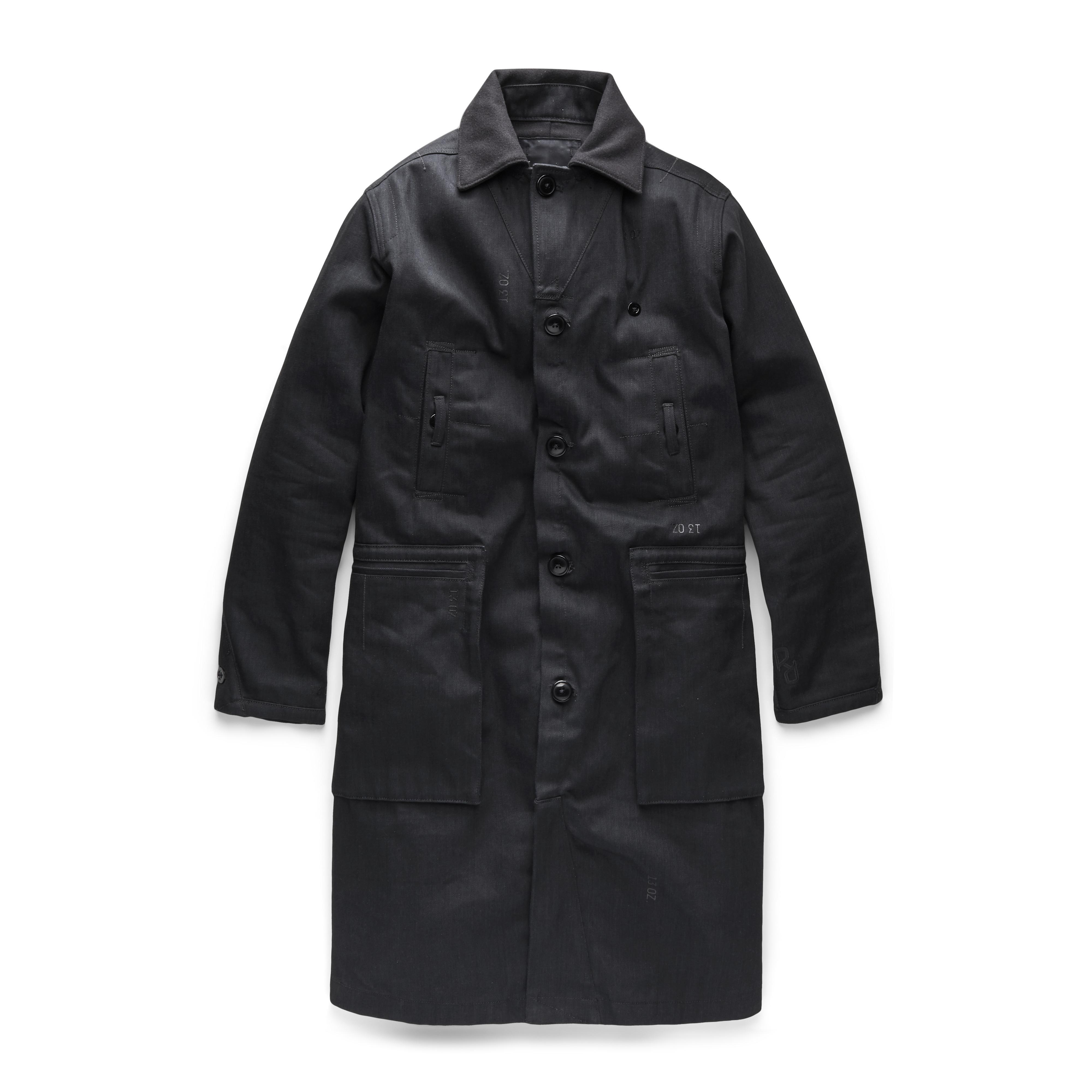 GSRR Coat
