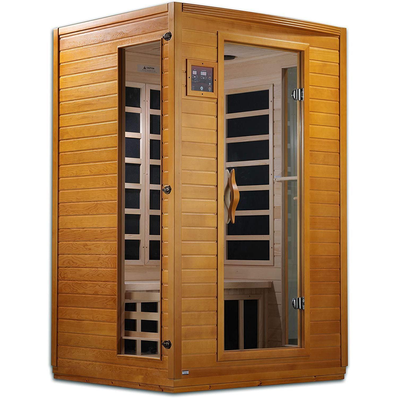 """Andora"" 2-person Infrared Sauna"