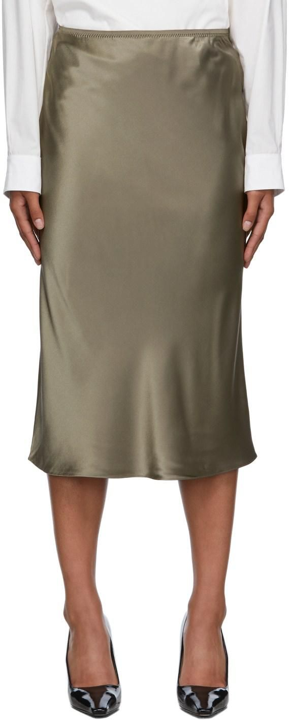 Silk Isaak Skirt