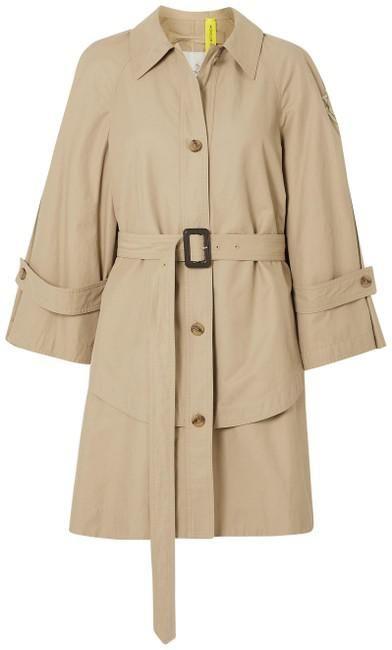 Beige Genius + 1 JW Anderson Dungeness Coat