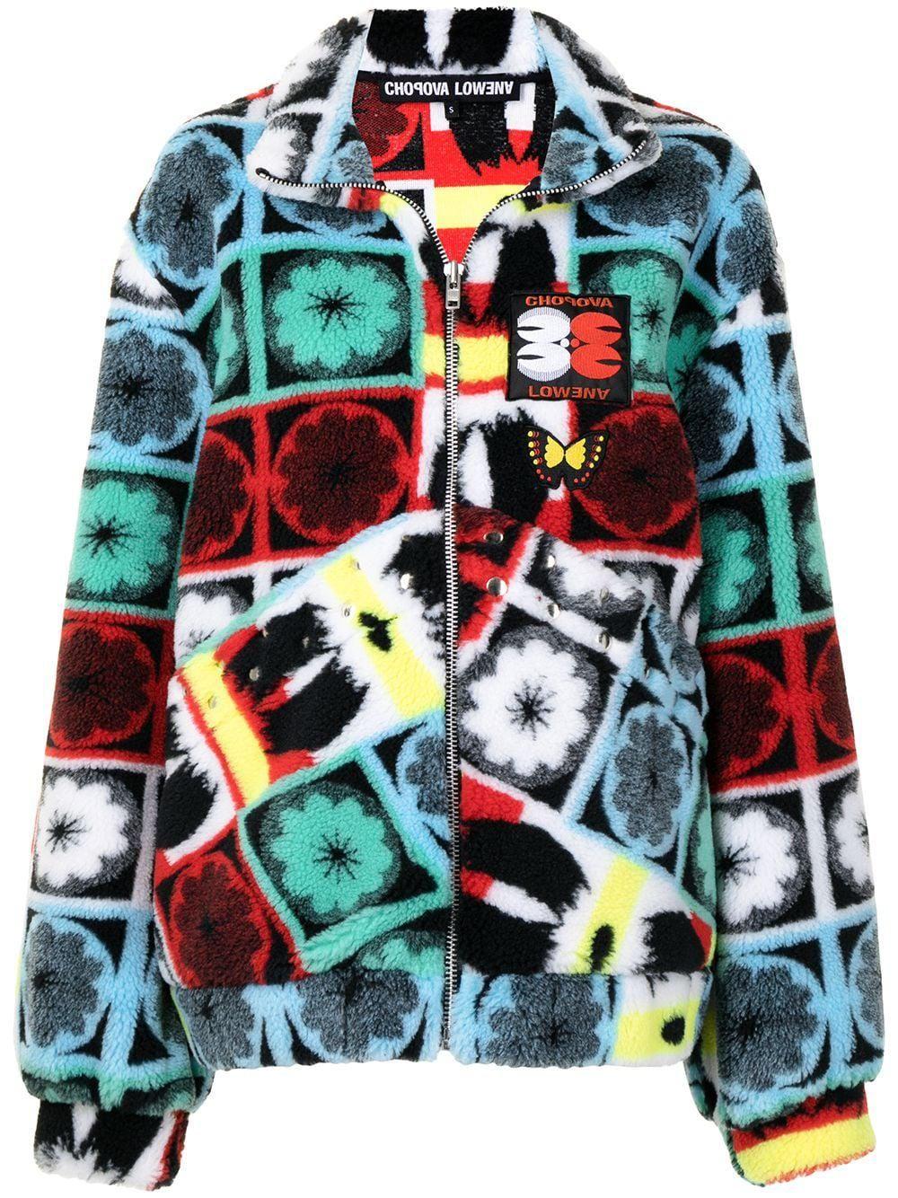 Petzi Oversize Recycled High-pile Fleece Jacket