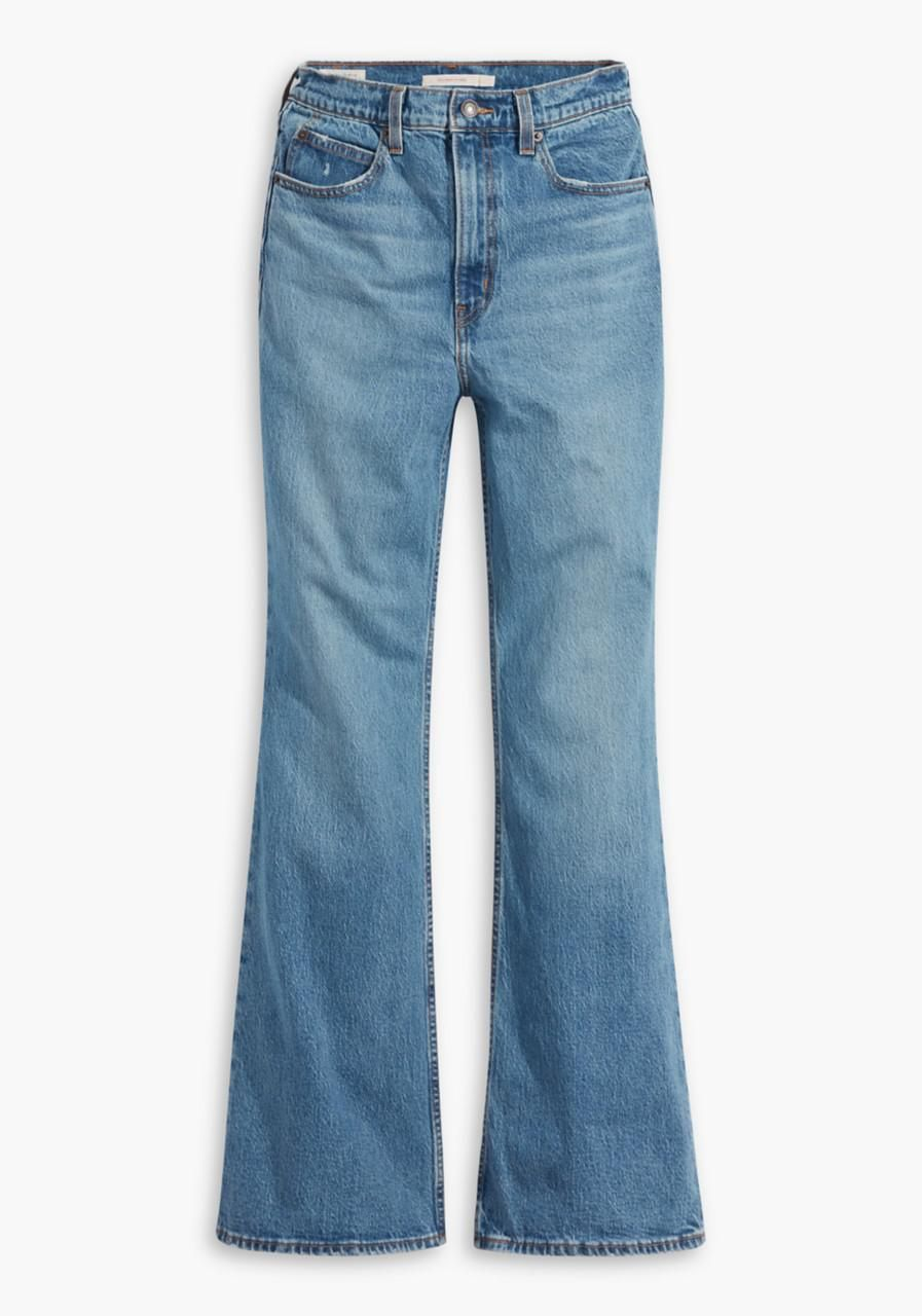 70's High Rise Flare Women's Jeans