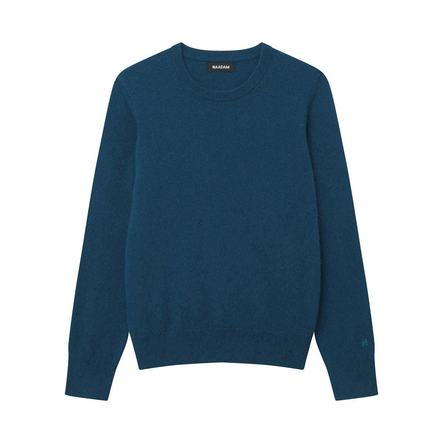 The Essential Cashmere Sweater