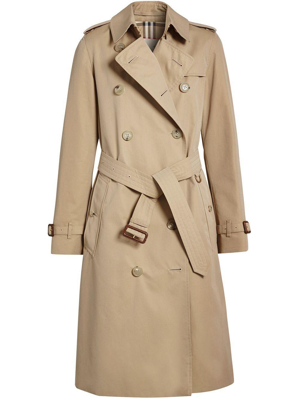 Kensington Heritage Long Trench Coat
