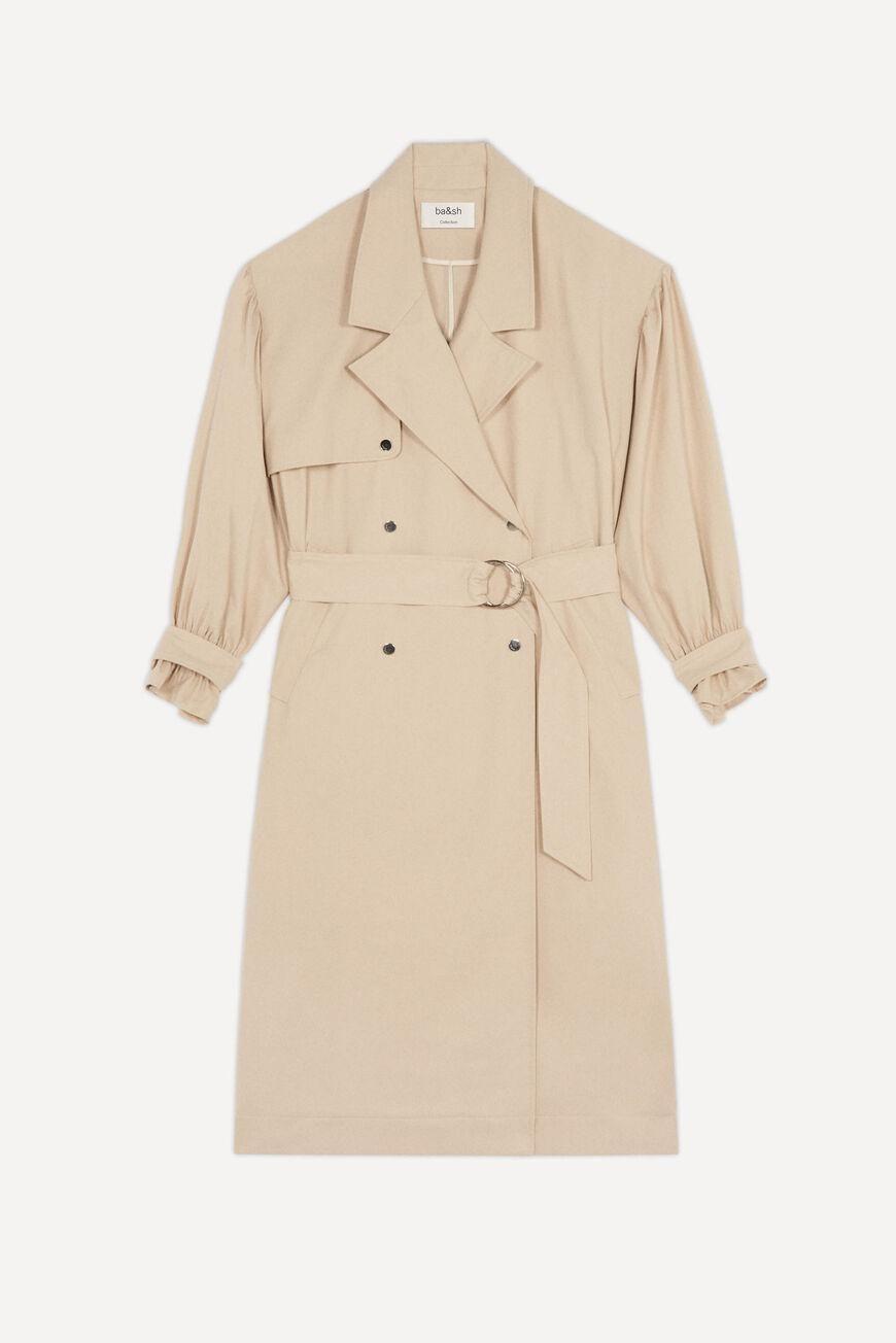 Alan Trench Coat