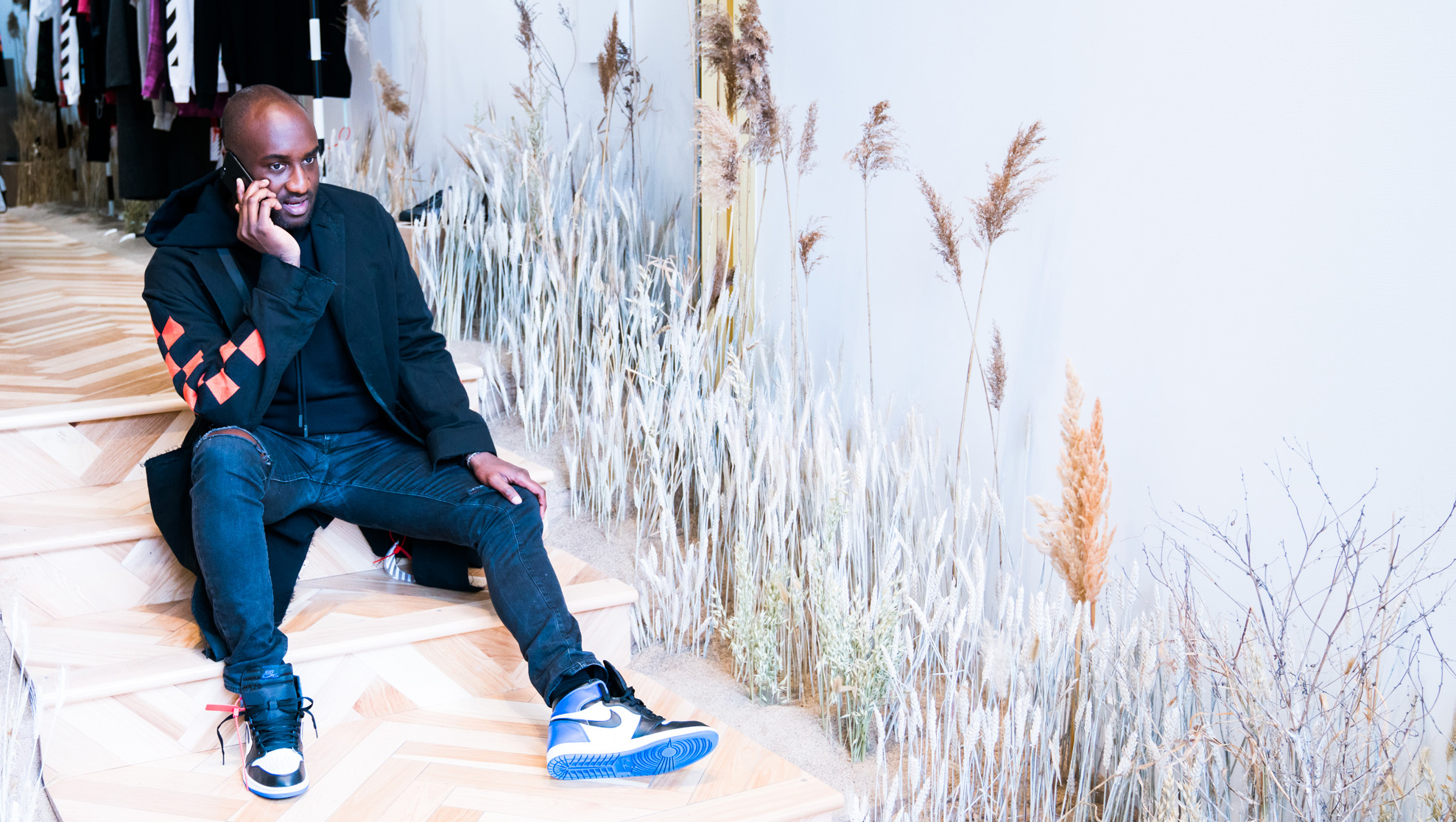 Virgil Abloh and Nike Finally Confirm They've Been Collaborating