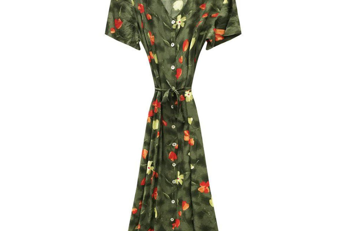 imparfaite flower dress