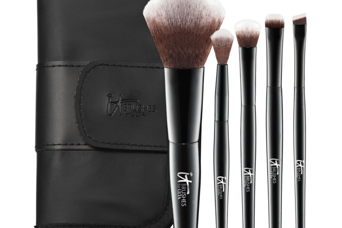it brushes for ulta your face and eye essentials mini 5 pc travel brush set