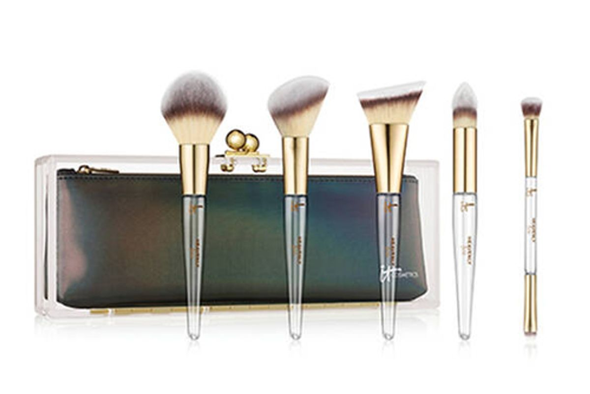 it cosmetics your brush magic luxe makeup brush gift set