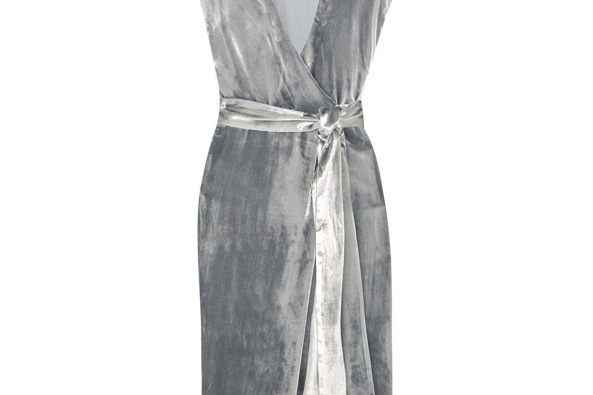 j-crew frida wrap dress