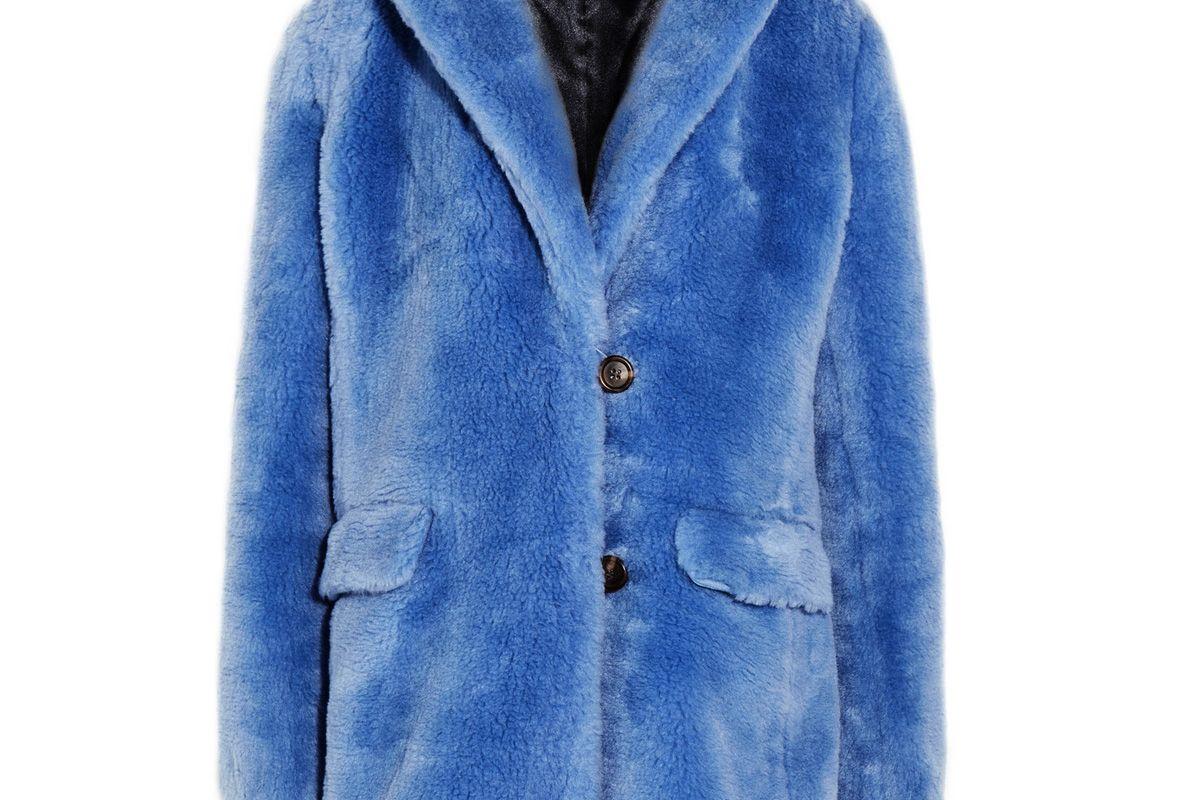 Yuna Faux Fur Coat