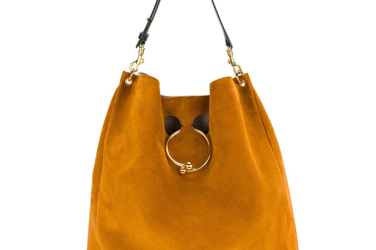 Large Piercing Shoulder Bag
