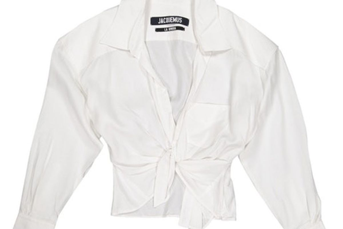 jacquemus la riviera shirt