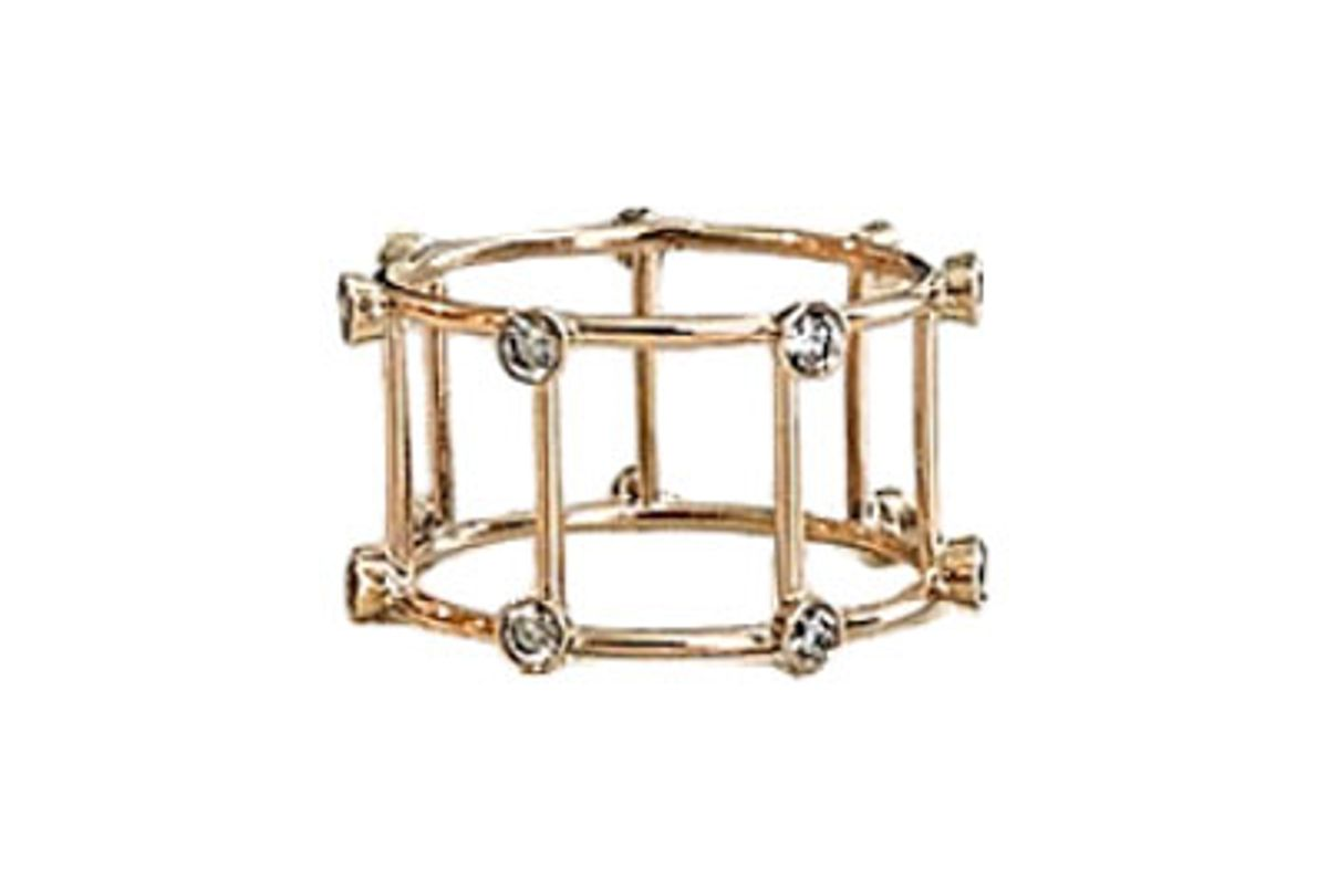 jewelry by demi the cage ring