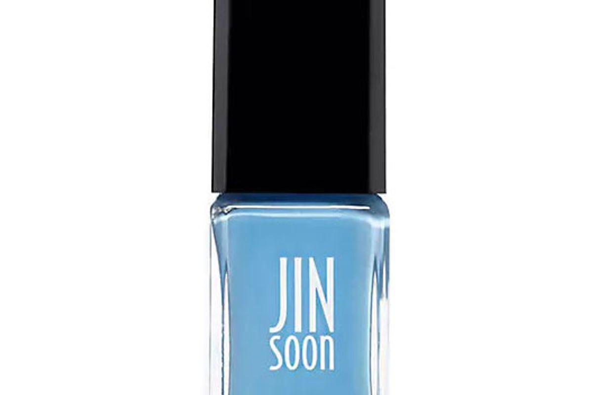 jinsoon nail polish in aero