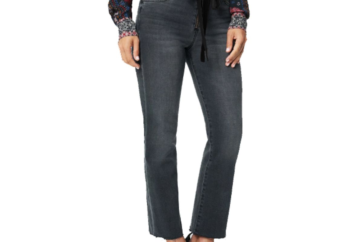 joes jeans the callie high rise cropped bootcut