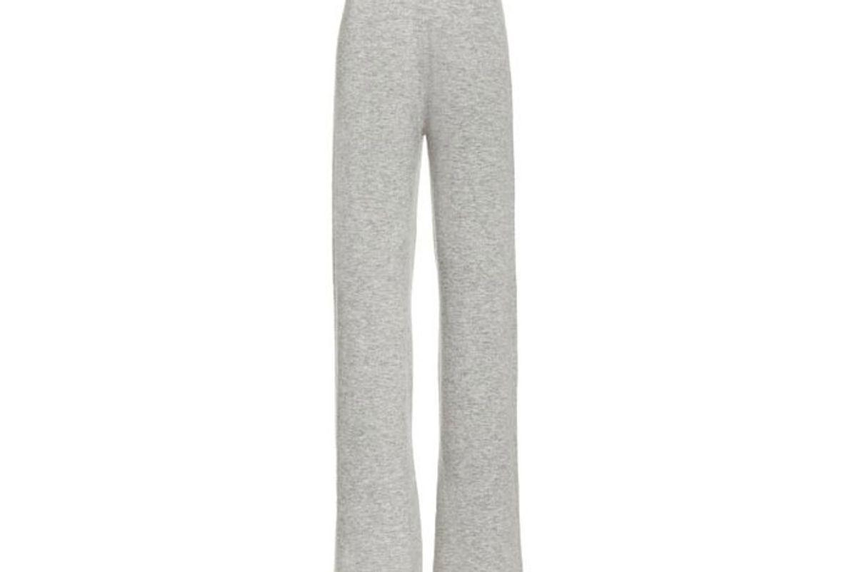 joseph wool cashmere lounge pants
