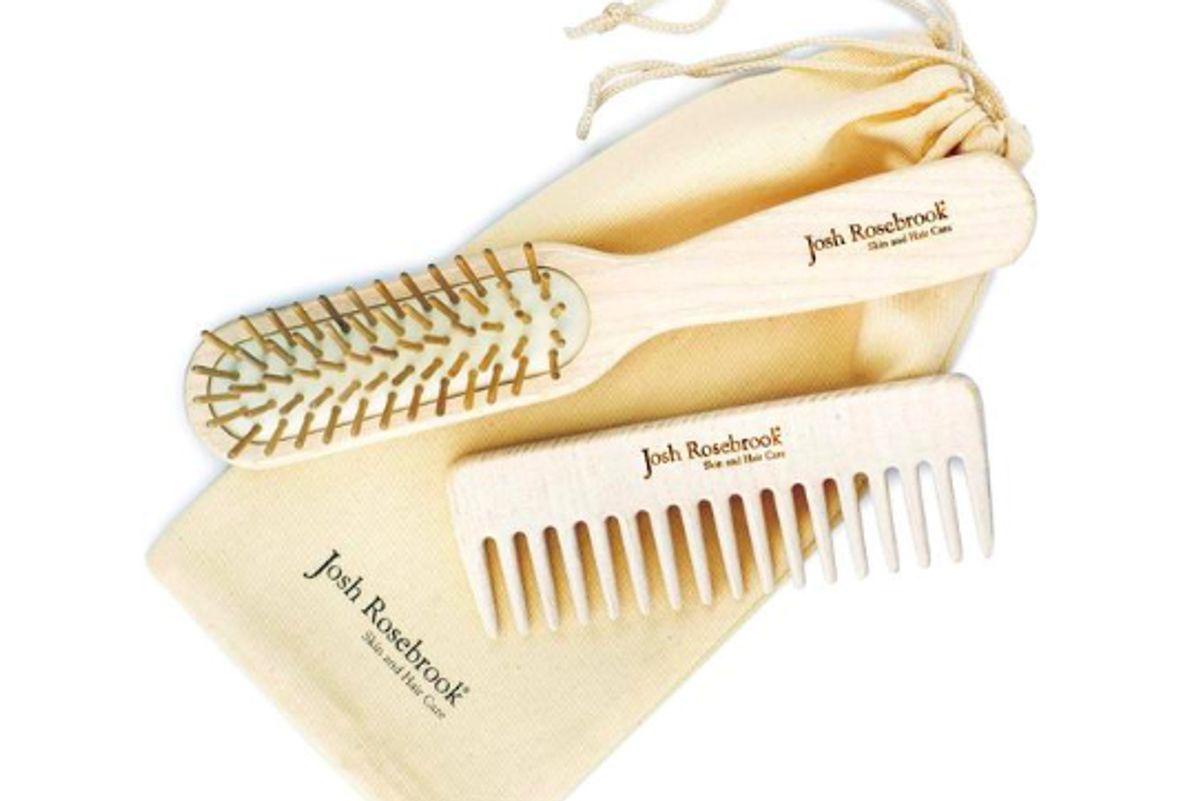 josh rosebrook brush comb