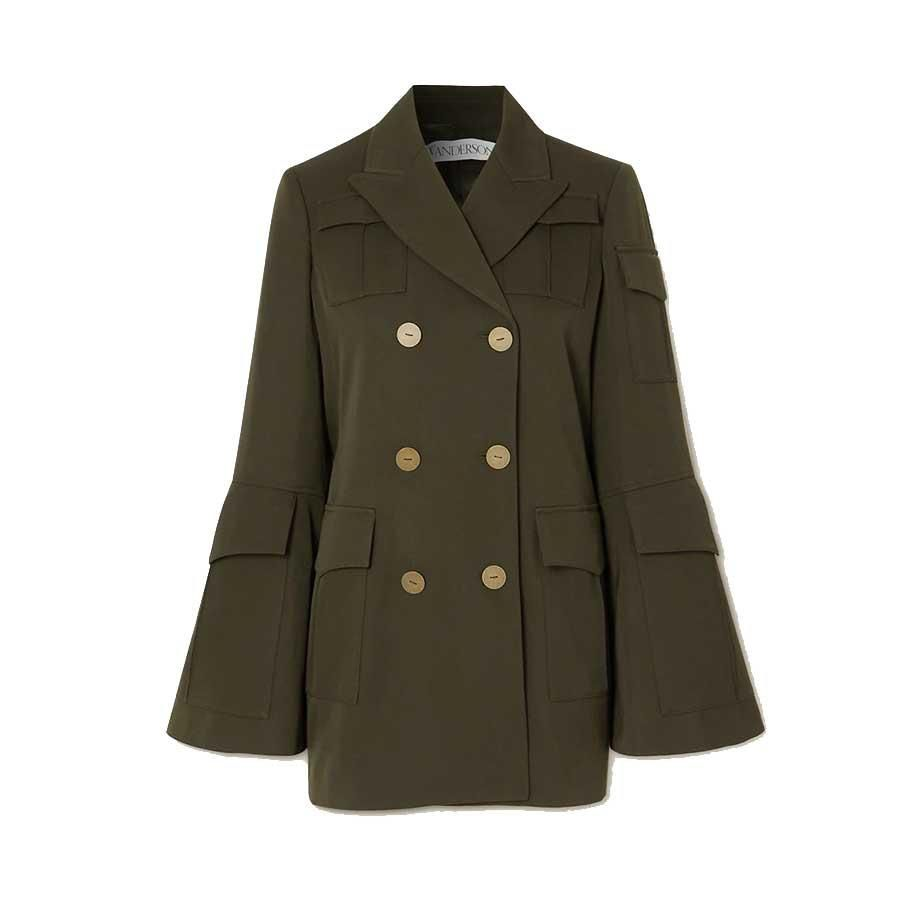 jw anderson wool jacket