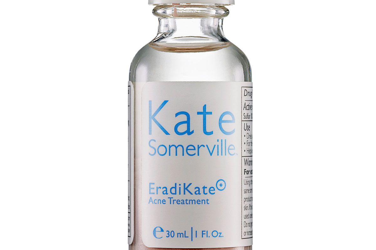 kate comerville eradikate acne treatment