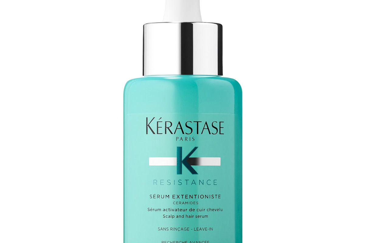 kerastase resistance length strengthening scalp serum