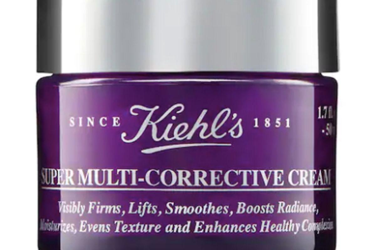 kiehl's super multi corrective anti aging face and neck cream