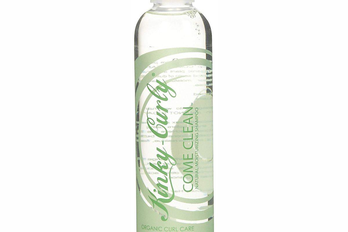 kinky curly come clean shampoo