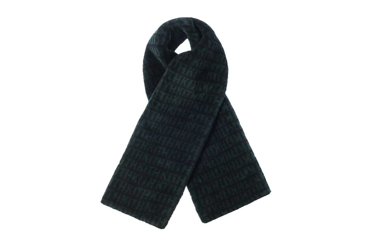 kith women ugg scarf