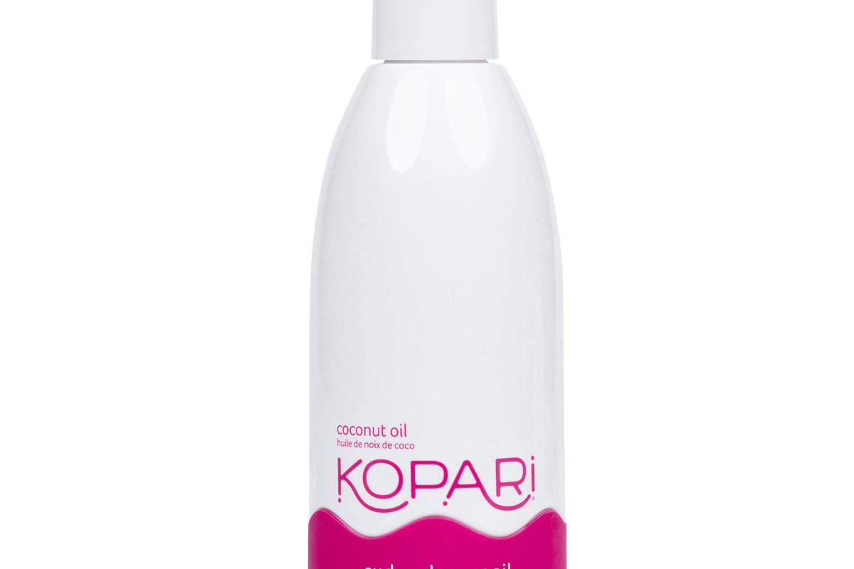 kopari sudsy shower oil