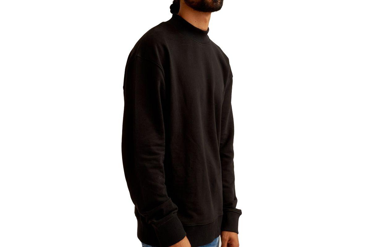 kotn mock neck sweatshirt